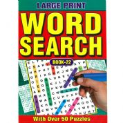 W.F. Graham Large Print Wordsearch